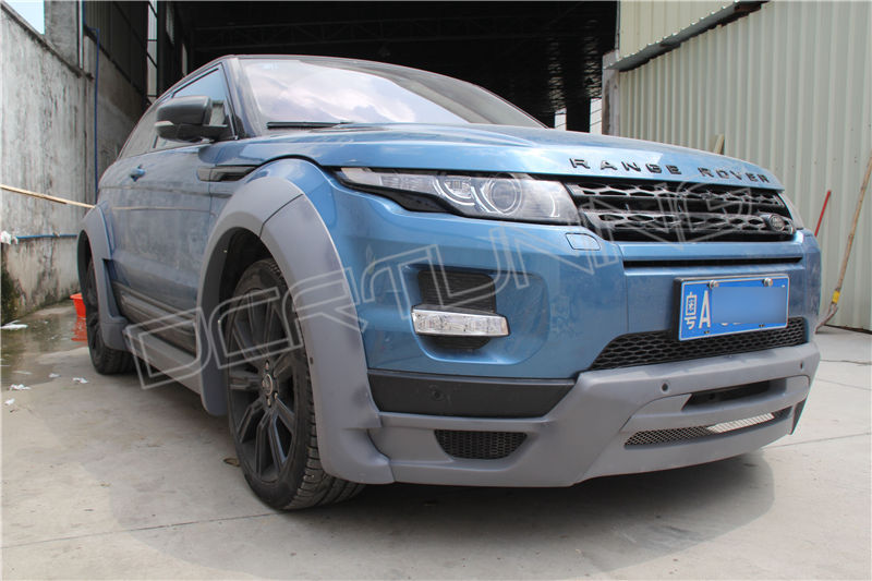 land rover range rover evoque 2dr hm style bodykit. Black Bedroom Furniture Sets. Home Design Ideas