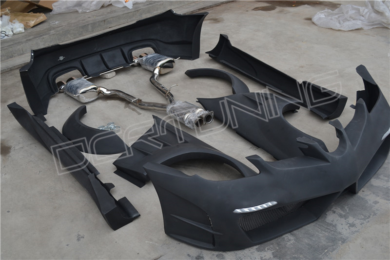 2004 2011 Mercedes Benz R171 Body Kit Wide Version