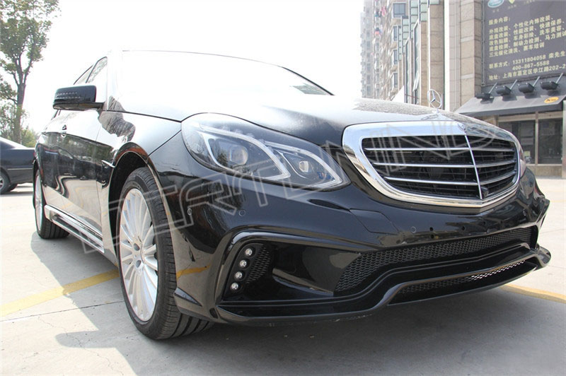 2013 on mercedes benz w212 body kit wd style for Mercedes benz body styles