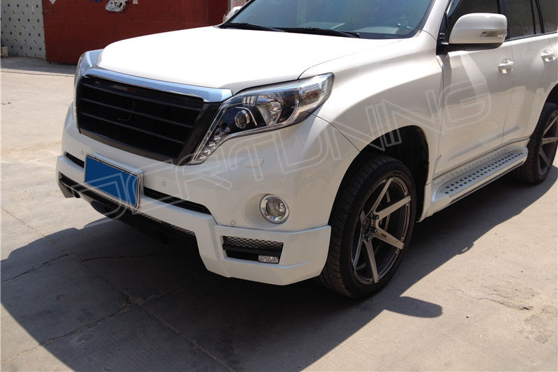 Toyota Land Cruiser Prado Bodykit