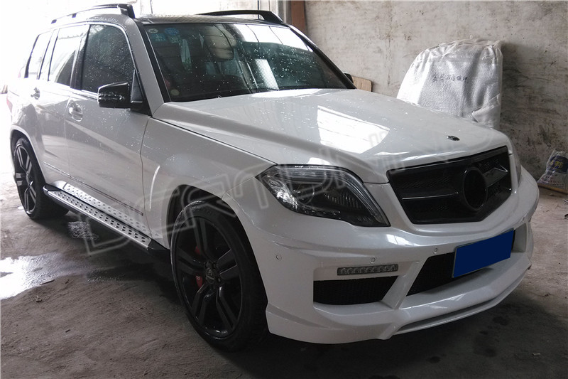 2008 2012 mercedes benz x204 body kit for Mercedes benz used body parts