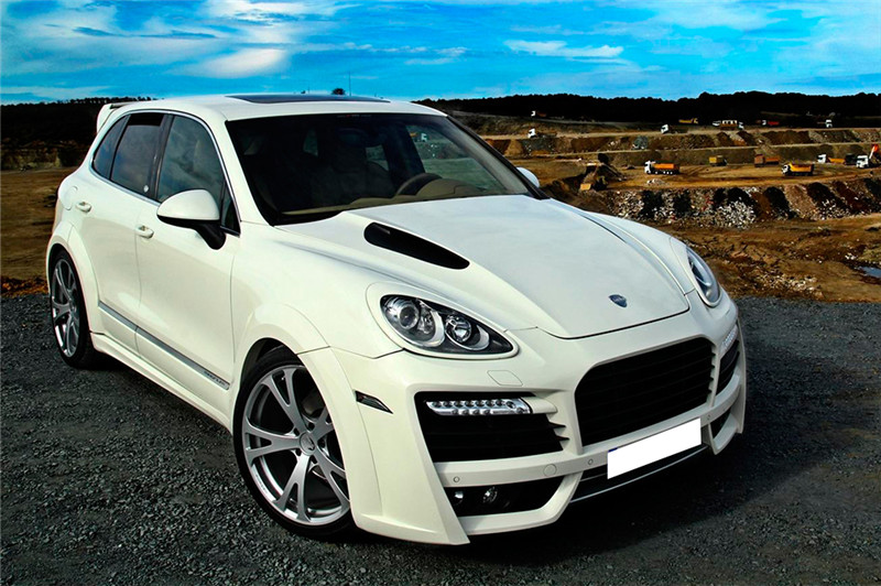 11 14 Porsche Cayenne 958 Techart Body Kit