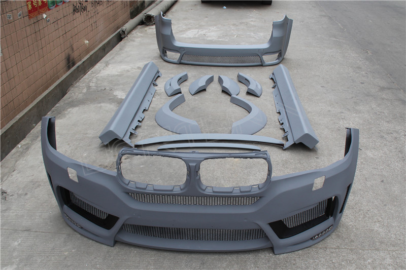 Bmw X5 F15 Body Kit Lumma Style Dcr Tuning Auto