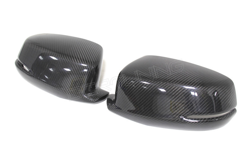 Side Mirror Repair >> Honda Accord Carbon Fiber Mirror Cover 2013 - UP