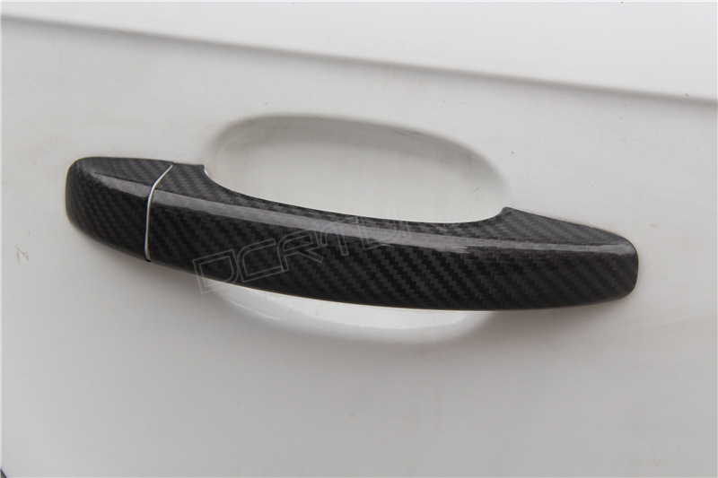 Audi Carbon Fiber Door Handle Cover A4 A5 A6 A7
