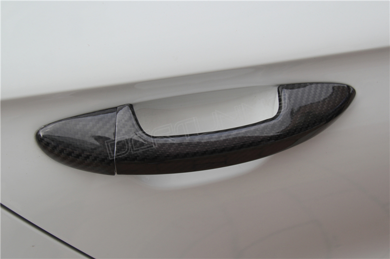 2014 Highlander For Sale >> Volkswagen Carbon Fiber Door Handle Cover Golf 6 CC Scirocco