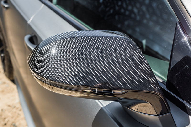 Audi A7 S7 Rs7 Carbon Fiber Mirror Cover