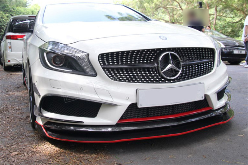 2016 Toyota Highlander For Sale >> Mercedes Benz A Class W176 A45 AMG Carbon Front Lip (1 ...