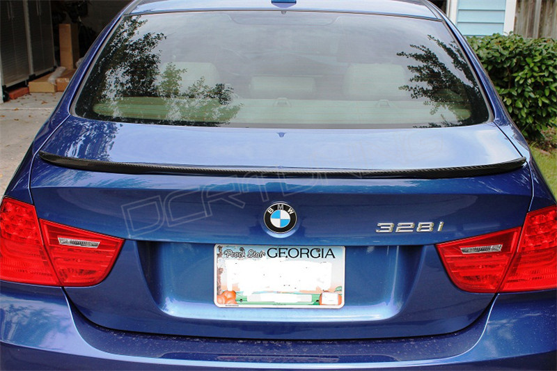 Bmw E90 M3 Carbon Spoiler 3 Series M3 Sedan Trunk Spoiler